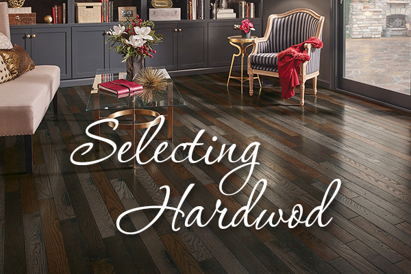 Selecting Hardwood From Abbey Carpet Floor Jonesboro Ar Laws