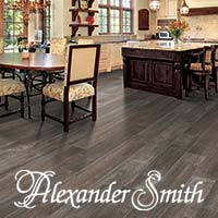 Save on Alexander Smith tile this month at Abbey Carpet & Floor!